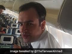 Twitter Praises Jet Airways Crew Member Who Helped Save Passenger's Life