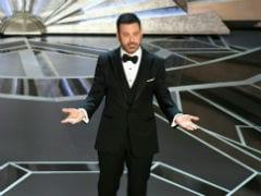 Oscars 2018: Jimmy Kimmel Kicks Off Gala With Weinstein Barbs