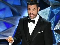 Oscars 2018: Jimmy Kimmel Takes On Hollywood Sexism In Opening Monologue