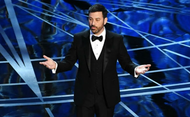Oscars 2018: Jimmy Kimmel to stay away from political statements