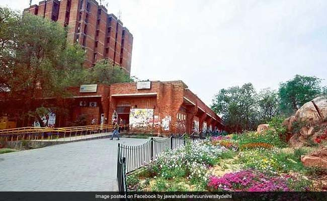 JNU Professor Accused Of Assaulting Woman Student During Protest