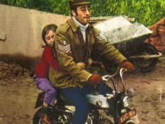 John Lennon's Honda Monkey Bike Sells At Auction For Record Amount