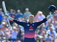 Jonny Bairstow's Century Powers England To Series Win Over New Zealand