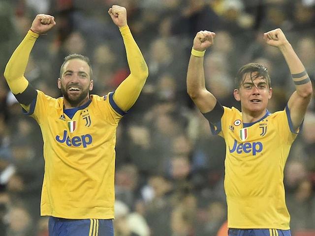 Champions League: Juventus Stun Tottenham Hotspur as Paulo Dybala Caps Fightback
