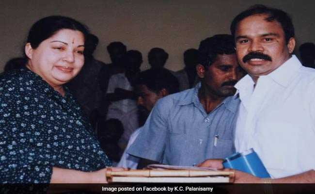 AIADMK Leader Sacked After He Backs No Confidence Motion Against Centre