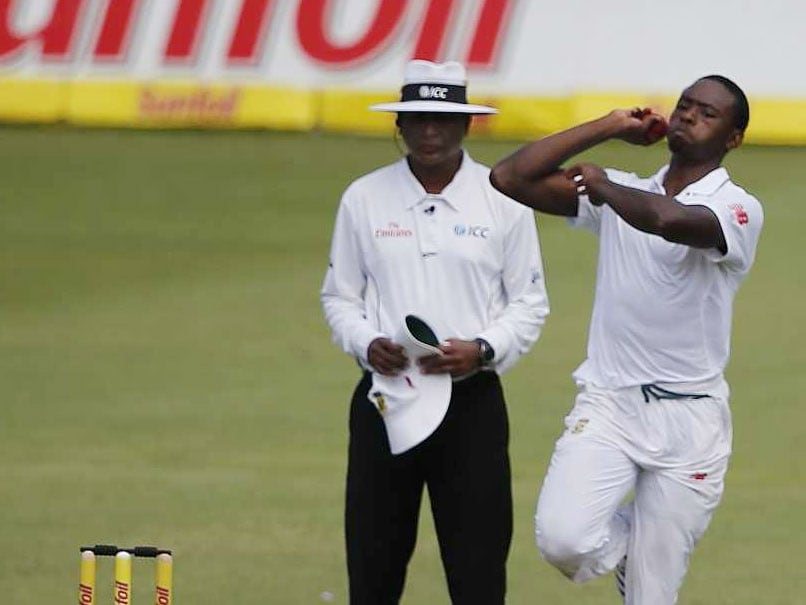 Rabada cleared to play in third Test after two-match ban overturned
