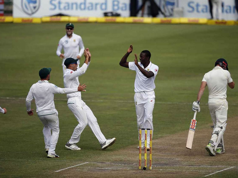 Kagiso Rabada given two-match ban after Steve Smith collision