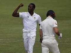 South Africa vs Australia: Kagiso Rabada