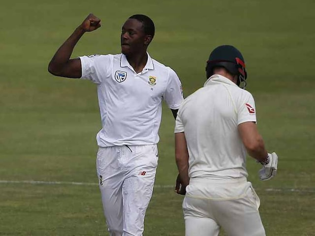 South Africa vs Australia: Kagiso Rabadas Ban A Boon For Visitors, Feels Brad Haddin