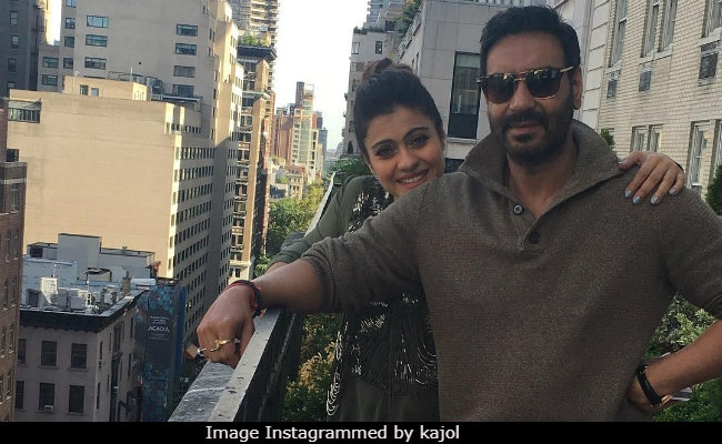 'Not Easy' To Cast Kajol And Ajay Devgn In A Film. This Is What It Will Take