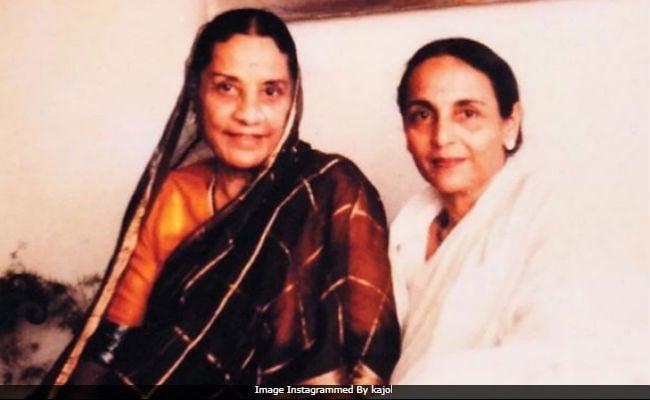 Kajol's Feminist Role Models: Grandmother Shobhna Samarth, Great-Grandmother Rattan Bai