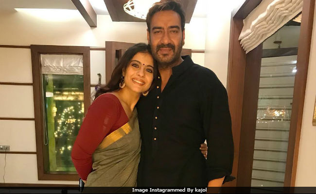 What Ajay Devgn Said About Doing A Film With Wife Kajol