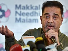 "Kamal Haasan Clarifies Amid Row Over ""Plebiscite"" Comments On Kashmir"