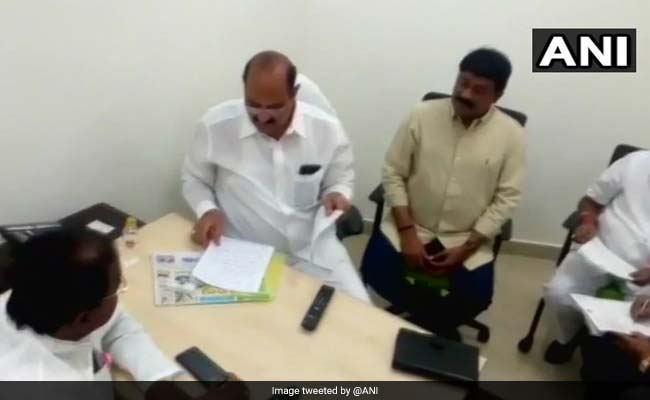BJP Ministers Quit From Andhra Pradesh Cabinet
