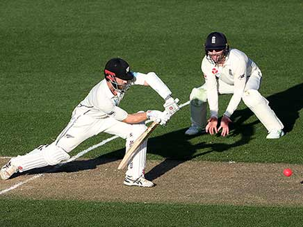 1st Test, Day 1: Kane Williamson Stars As England Hit Embarrassing Low
