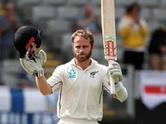 1st Test, Day 2: Kane Williamson Ton Takes New Zealand