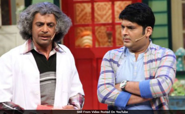 Kapil Sharma will do 'Welcome' of Sunil Grover in his show