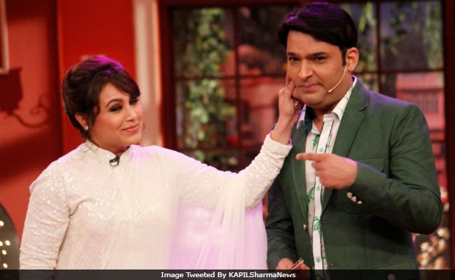 Kapil Sharma Cancels Shoot With Rani Mukerji: Reports