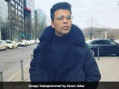 The 'Worst' Thing Happened To Karan Johar. 'No Paparazzi At The Airport'
