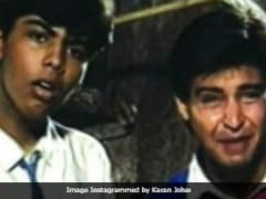 Way Before <i>DDLJ</i>, Karan Johar Made His Acting Debut On This TV Show