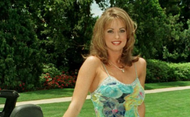 Ex-Playboy Model Karen McDougal Says She ''Was In Love'' With Donald Trump