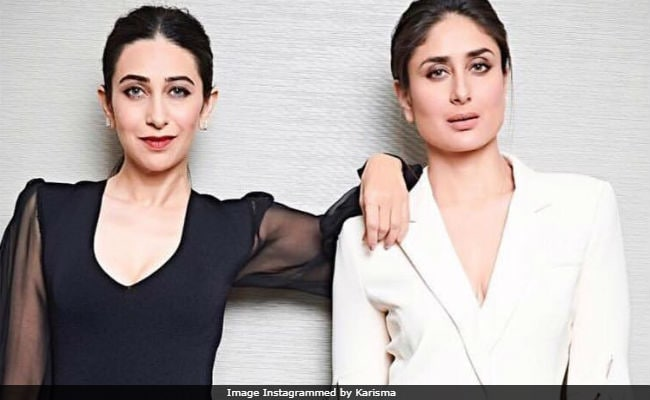 'Kareena And I Practised Our Choice To Work Post Marriage, Kids': Karisma Kapoor