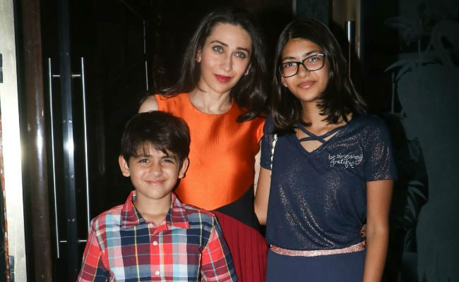 Karisma Kapoor To Son Kiaan On His 8th Birthday: 'Reach For The Stars'