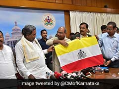 Karnataka Ready With Its Flag, To Ask Centre to Clear 'Tricolour'