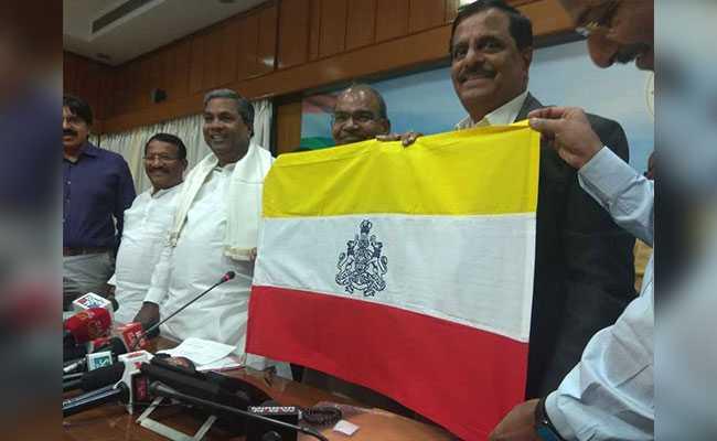 BJP To Not Pursue Congress Proposal For Separate Karnataka Flag