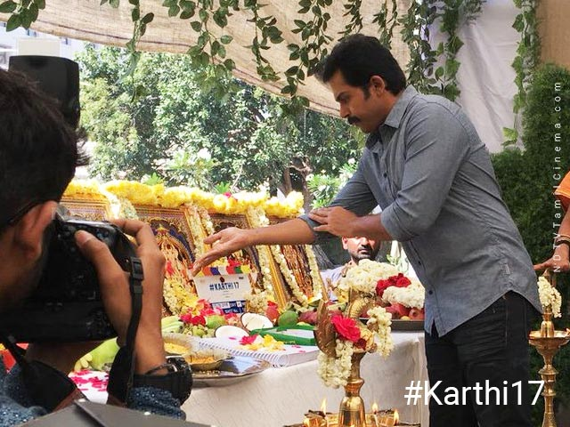 Karthi Next Film