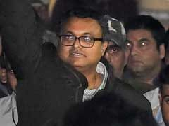 P Chidambaram In Court For Son Karti's Case, CBI Wants Custody Extended