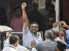 Karti Chidambaram Can Travel To UK For 10 Days, Says Top Court