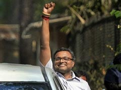 Karti Chidambaram, Indrani Mukerjea Face Off In Mumbai Jail, CBI Records