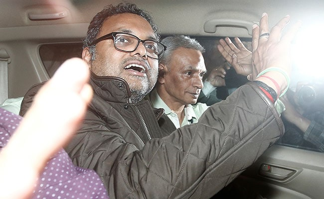 INX Money Laundering Case: Supreme Court Extends Protection To Karti Chidambaram Till April 27
