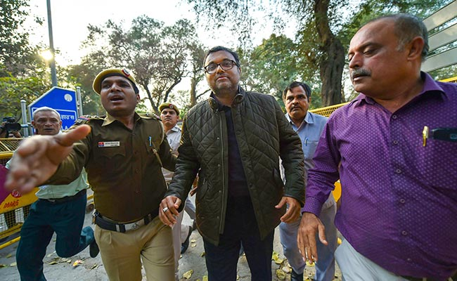 Delhi Court Grants Bail To Karti Chidambaram's Chartered Accountant In INX Media Case