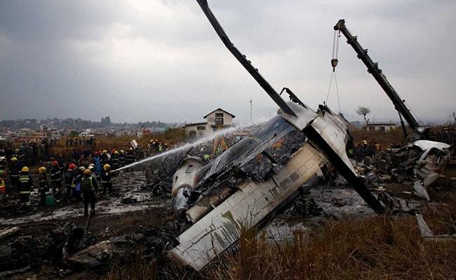"Bangladesh Plane Hit Kathmandu Airport Fence, Was ""Out Of Control"""