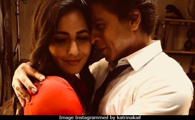 Zero: The Secret Ingredient In This Adorable Shah Rukh Khan, Katrina Kaif Photo Is Ice Cream