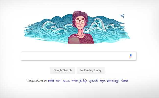 katsuko saruhashi google doodle