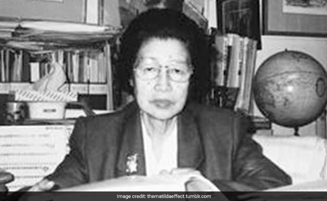 Google honors geochemist Katsuko Saruhashi with new Doodle