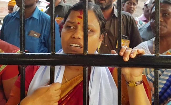 kerala temple ritual mother