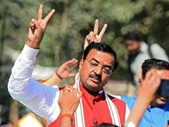 """Congress Is A Gutter Of Corruption"": Keshav Maurya"
