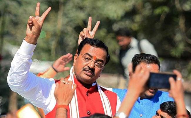 People Want 'Mazboot', Not 'Majboor' Government: BJP's Keshav Maurya