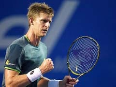 Red-Hot Kevin Anderson To Battle Juan Martin Del Potro In Acapulco Final