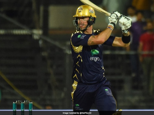 PSL 2018: Kevin Pietersen Says Big No To Playing Matches In Pakistan
