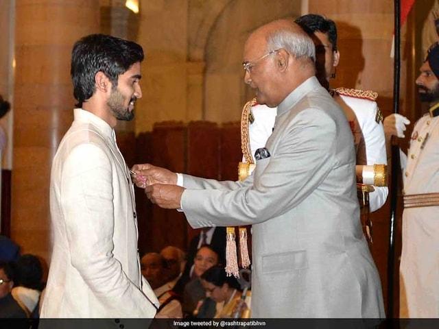 Surprised At Being Conferred Padma Shri, Says Kidambi Srikanth