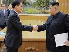 South Koreans Meet North Korean Leader Kim For Talks About Talks