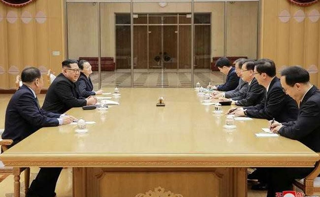 North Korea Leader Kim Jong Un Wants To Advance Korea Ties, Makes Agreement With South: KCNA