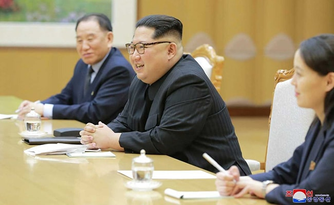 Kim Jong Un Absent From North Korea Parliament Meet Ahead Of Key Summits