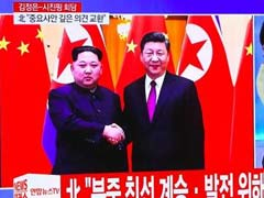 """On """"Unofficial"""" Trip To China, North Korea's Kim Pledges Denuclearisation"""