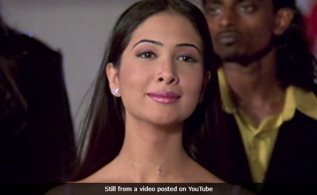Remember Mohabbatein's Kim Sharma? We Spotted Her At A Fashion Show